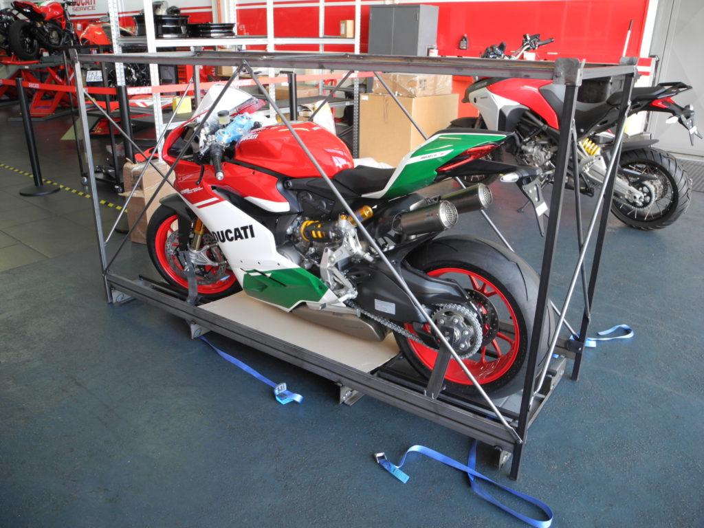 Ducati Final Edition in SA