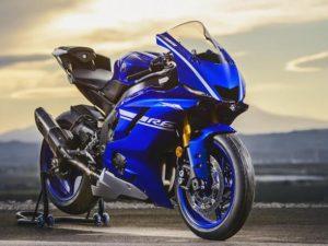 BOTY Yamaha R6