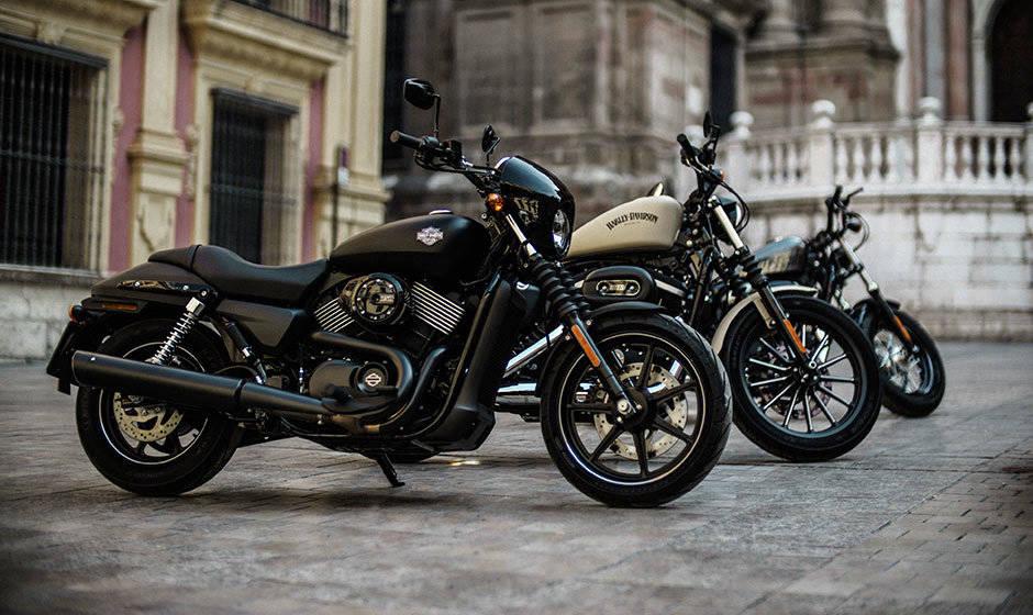 Harley-Davidson 100 models