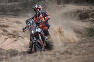 Joey Evans Dakar