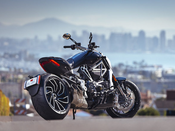 Ducati XDiavel S World Launch: San Diego, California