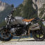 BMW R nine T Scrambler Alps