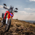 CRF250 Rally vs Versys-X 300 red