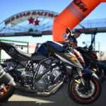 2017 KTM Super Duke 1290 R launch