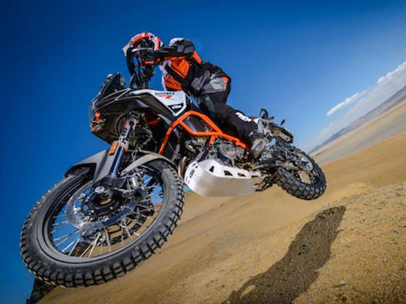 Ten interesting facts about the KTM 1290 Super Adventure R