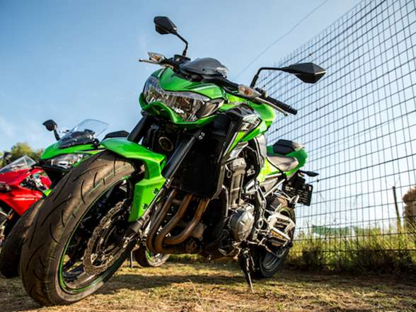 Kawasaki Z900 – more and less than 100cc