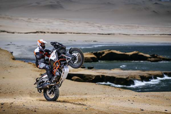 KTM 1290 Super Adventure R clearance