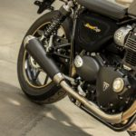 Triumph Street Cup chassis