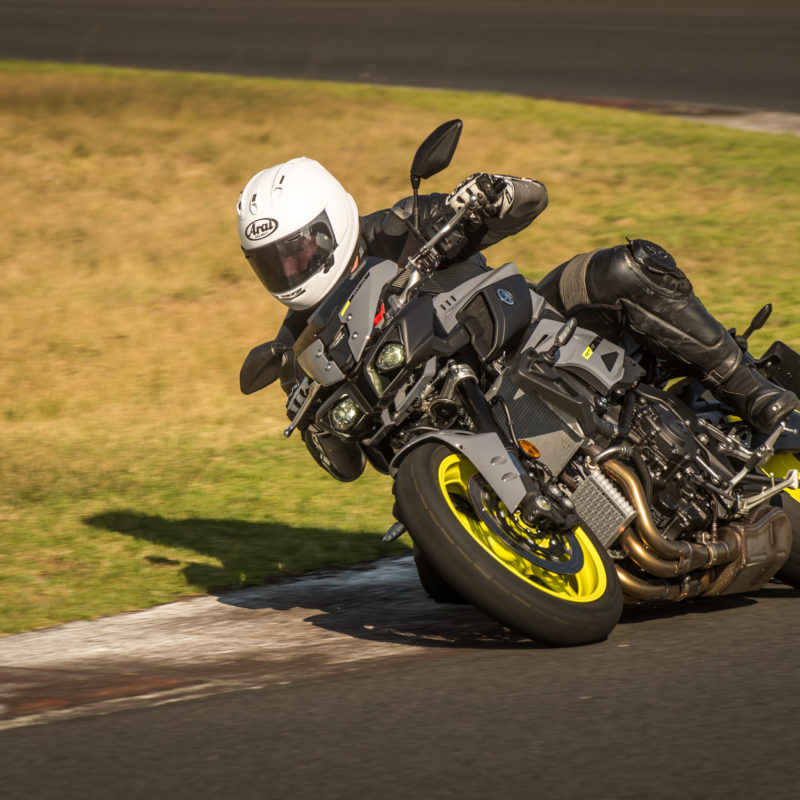 Yamaha MT-10 At Red Star Raceway – The Bike Show