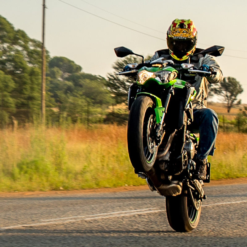 Wheelie pointless, wheelie unnecessary – The Bike Show