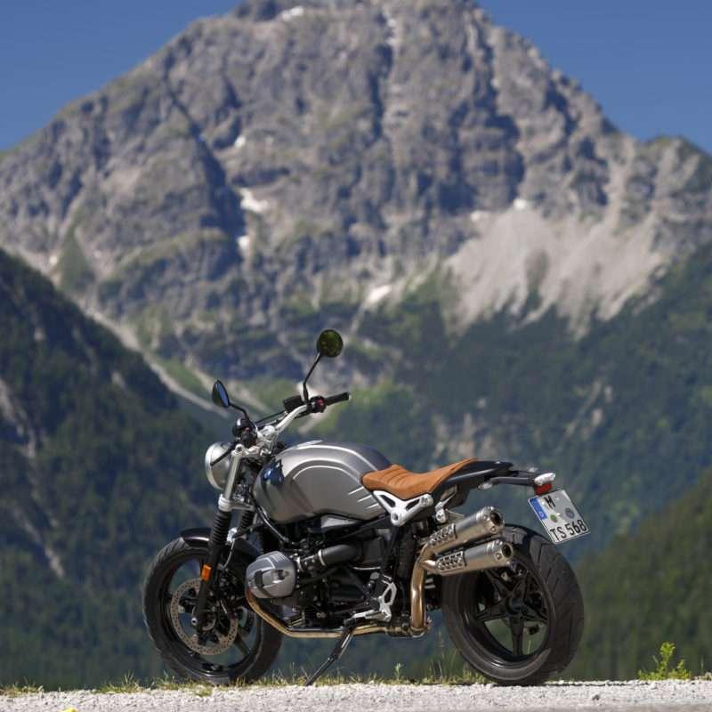 BMW R nineT Scrambler Alps