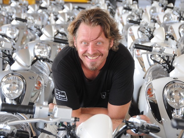 Charley Boorman to do a live show in Cape Town