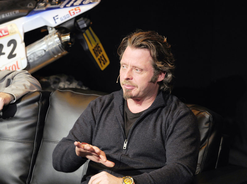 Charley Boorman Live