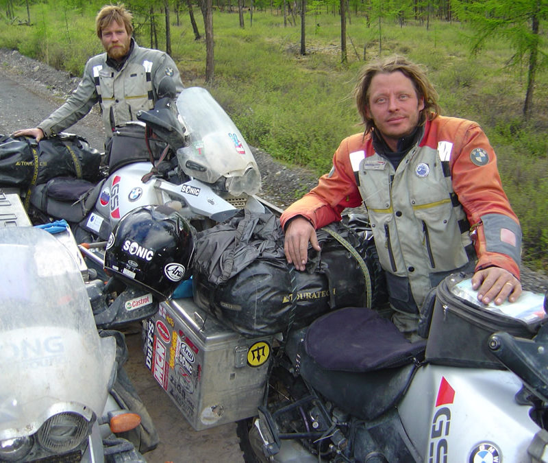 Charley Boorman Long Way