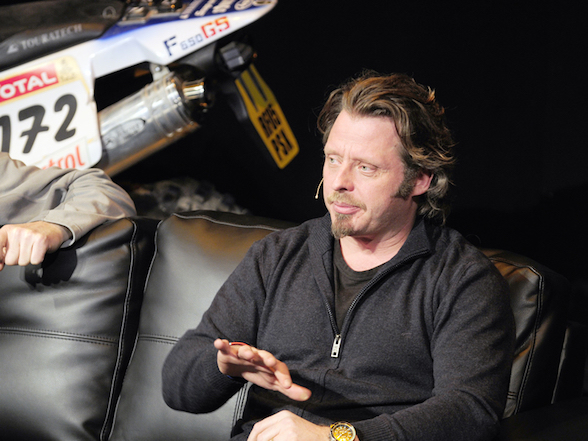 Win two tickets to see Charley Boorman Live in Cape Town