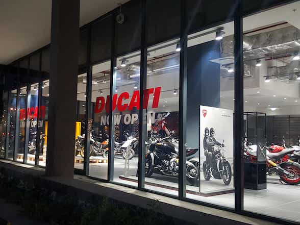 Ducati South Africa opens Cape Town branch