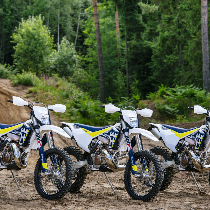 2017 Husqvarna Launch Open