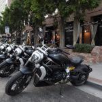 Ducati XDiavel hotel