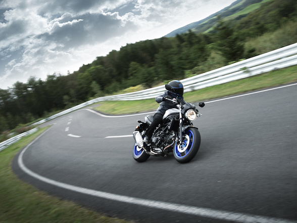 Suzuki SV650 makes a very welcome return