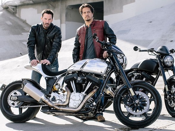 The who's who on what: celebrity bikers