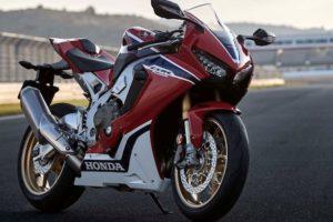 Pirelli BOTY second place: Honda CBR1000RR Fireblade SP
