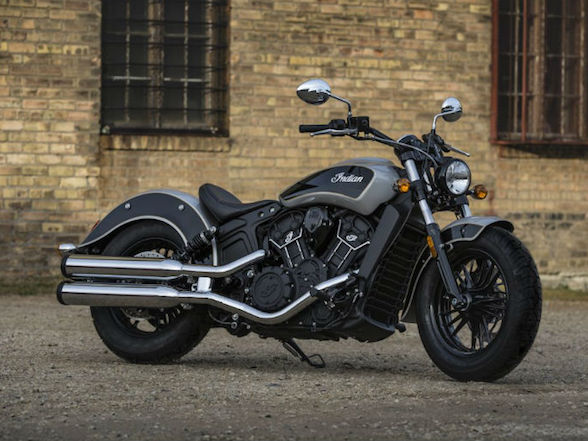 Pirelli BOTY Sixth Place: Indian Scout Sixty