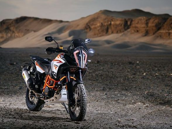 Pirelli BOTY Winner: KTM 1290 Super Adventure R