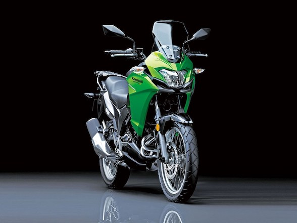 Pirelli BOTY Finalist: Kawasaki Versys-X 300