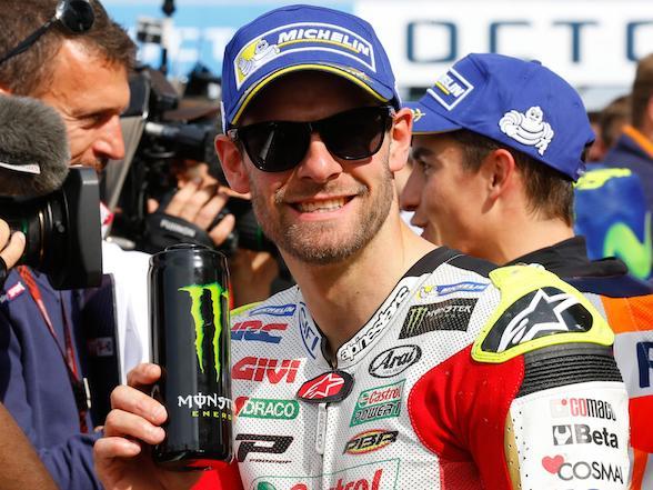 More MotoGP tragedy: Cal Crutchlow high-sides a knife