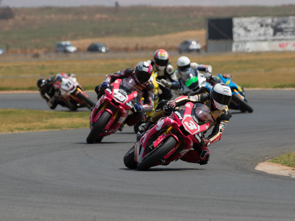 Unexpected results for SuperGP racing at Red Star