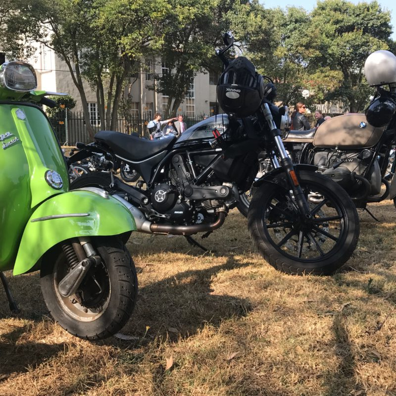 Distinguished Gentlemens Ride 1