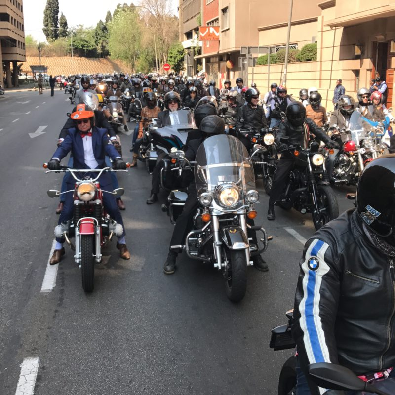 Distinguished Gentlemens Ride 18
