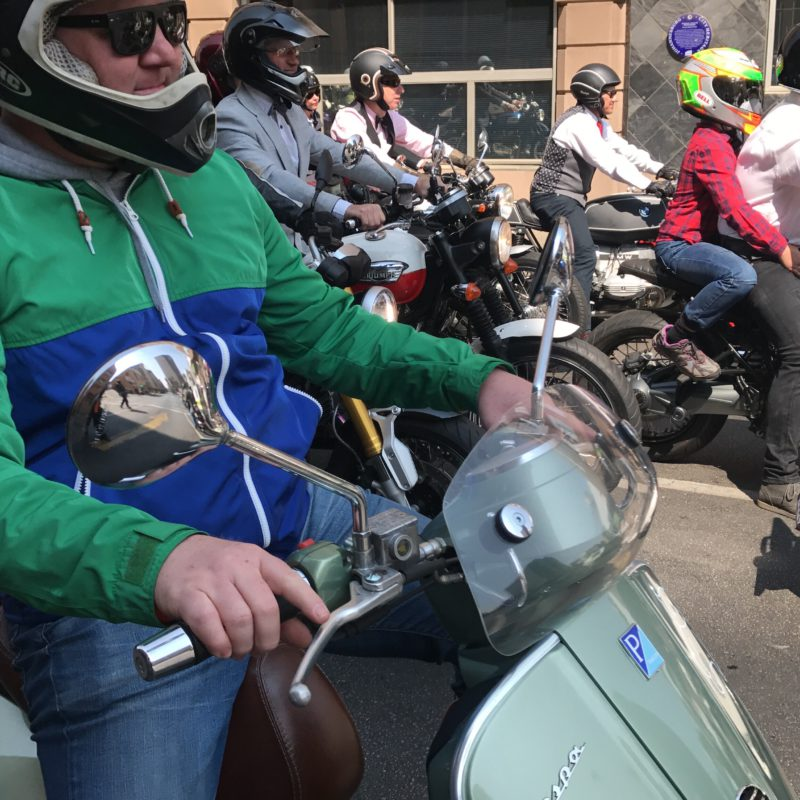 Distinguished Gentlemens Ride 19