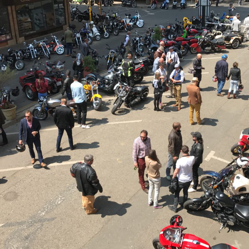 Distinguished Gentlemens Ride 25