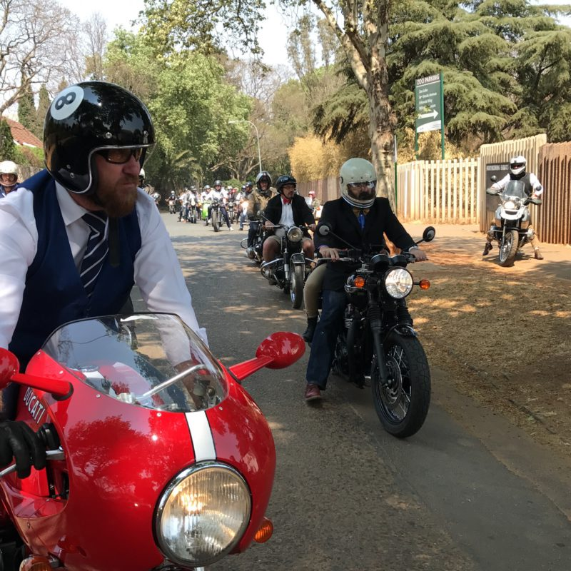 Distinguished Gentlemens Ride 34