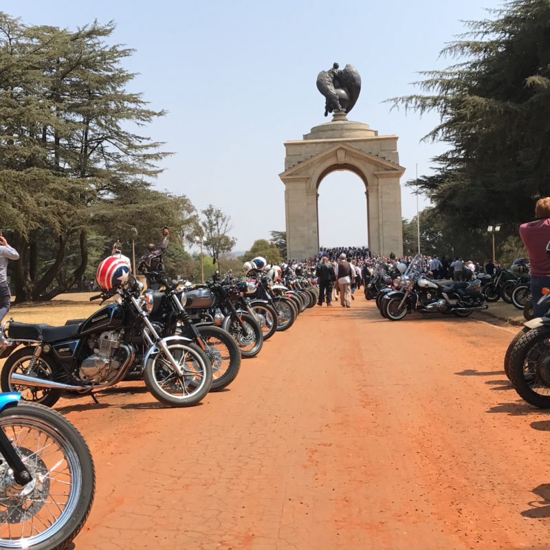 Distinguished Gentlemens Ride 40