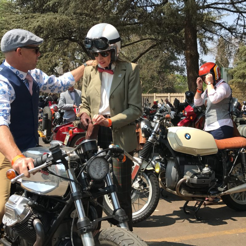Distinguished Gentlemens Ride 44