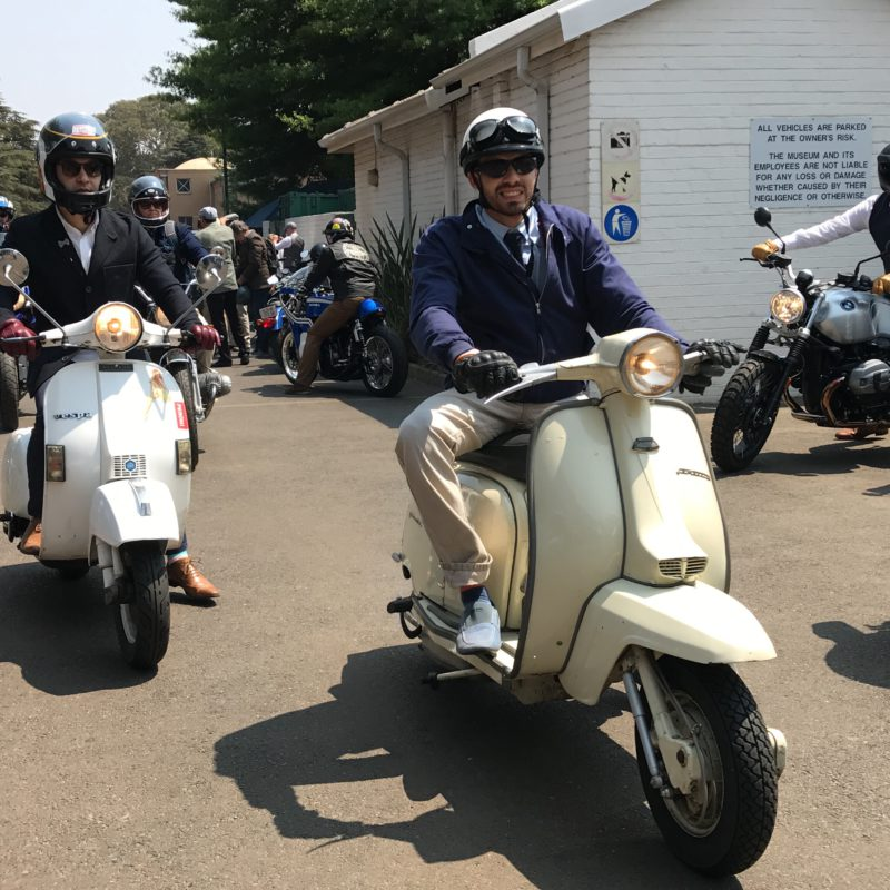 Distinguished Gentlemens Ride 46