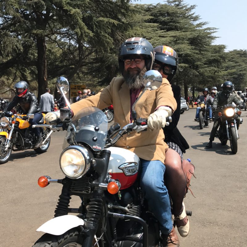 Distinguished Gentlemens Ride 48