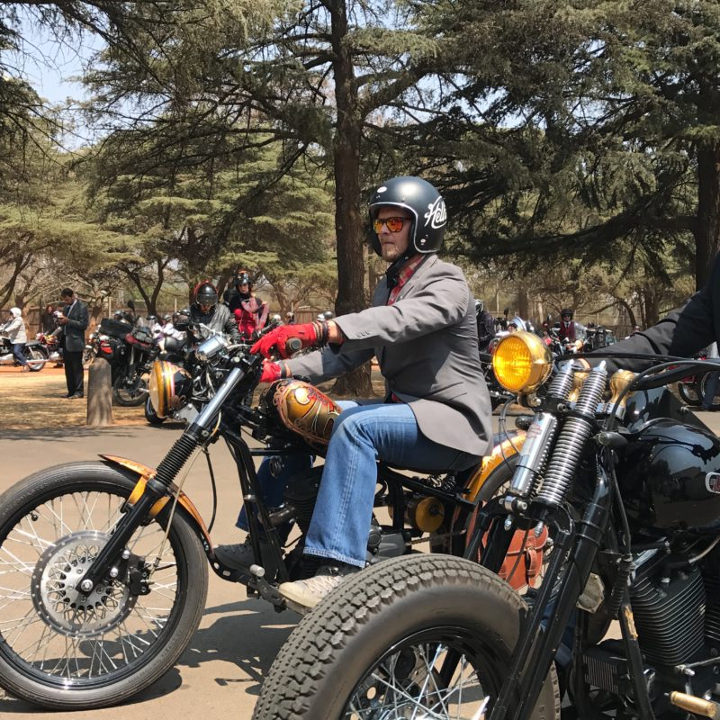 Distinguished Gentlemens Ride 52