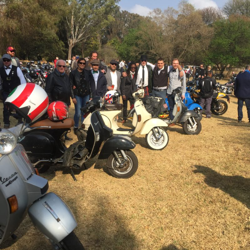 Distinguished Gentlemens Ride 60