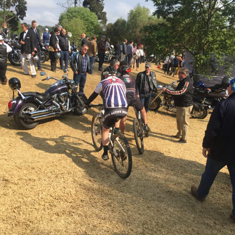 Distinguished Gentlemens Ride 61