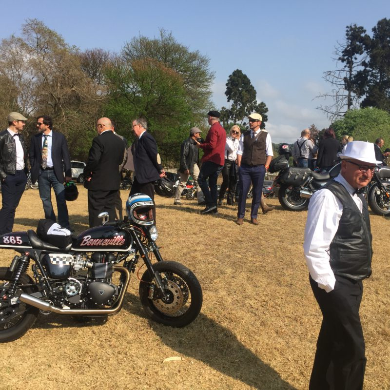 Distinguished Gentlemens Ride 63