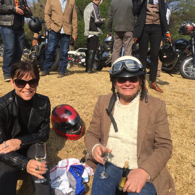 Distinguished Gentlemens Ride 65