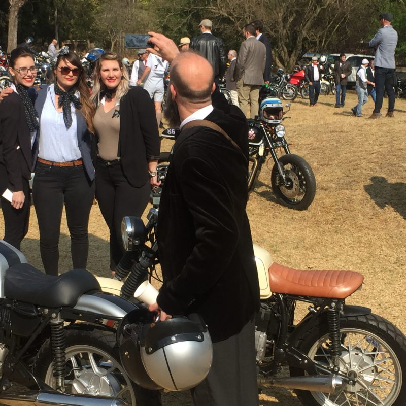 Distinguished Gentlemens Ride 73