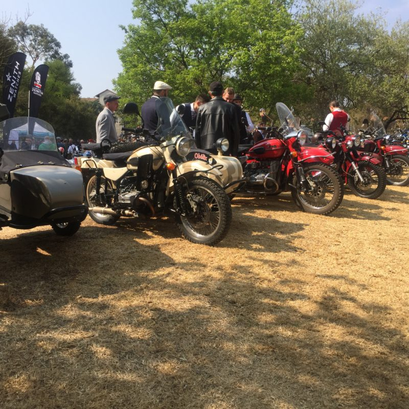Distinguished Gentlemens Ride 77