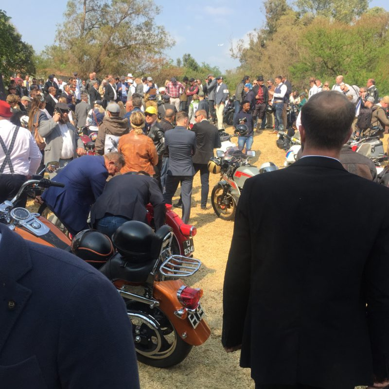 Distinguished Gentlemens Ride 80