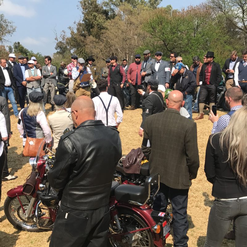 Distinguished Gentlemens Ride 9