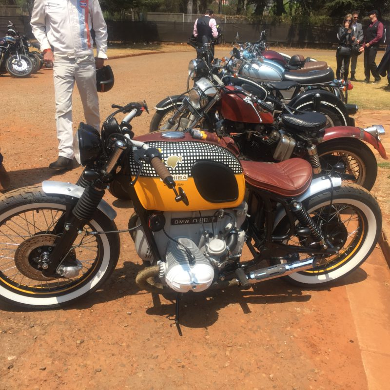 Distinguished Gentlemens Ride 92