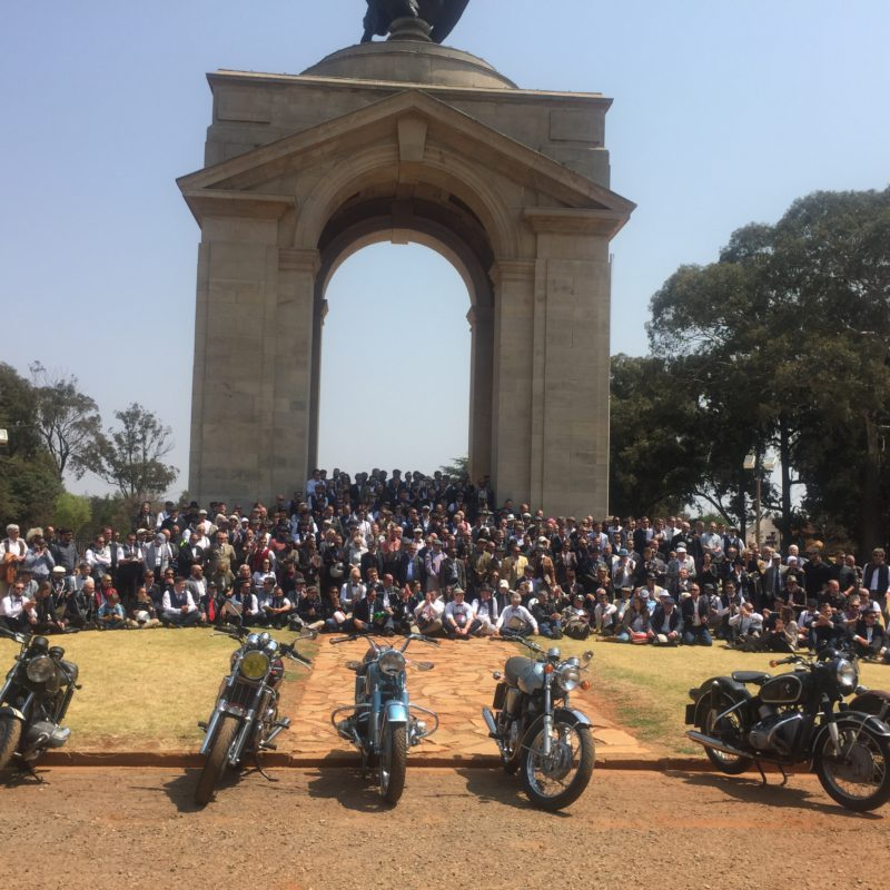 Distinguished Gentlemens Ride 96